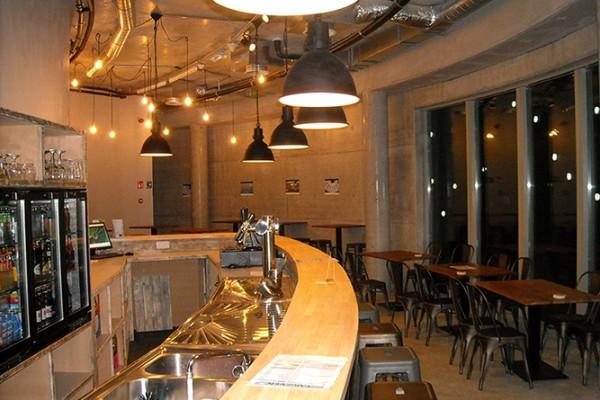 Bar @ Duiktank Transfo Zwevegem