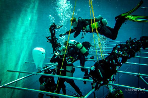 duikers onderwaterwerken